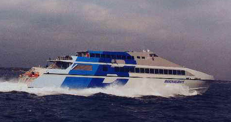 link to fast ferry page